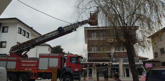 Safranbolu Belediyesi Park Bahçeler Müdürlüğü Faaliyet Alanlarını Artırıyor