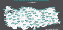 VAKA SAYILARININ EN ÇOK ARTTIĞI İLLER ARASINDA KARABÜK 3. SIRADA