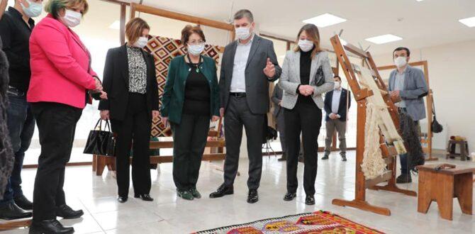 Başkan Köse'den CHP'li Belediyelere Ziyaret