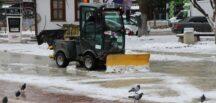 Safranbolu Belediye'sinden Buzlanmalara Karşı Önlem