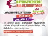 Safranbolu Belediyesi Ramazana Özel İyilik Hareketi Başlatıyor