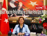 Başkan Köse'nin Polis Haftası ve 10 Nisan Polis Günü Mesajı