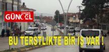 BU TERSTE BİR İŞLİK VAR !