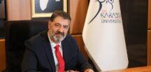 Rektör Polat'ın 19 Mayıs kutlama mesajı