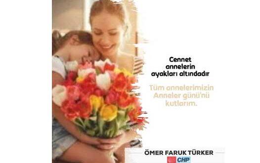 """ÖMER FARUK TÜRKER """"CENNET ANNELERİN AYAKLARI ALTINDADIR"""""""