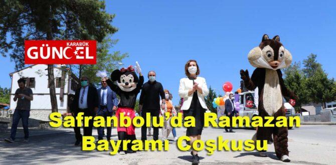 Safranbolu'da Ramazan Bayramı Coşkusu
