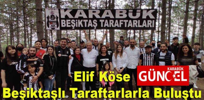 Başkan Köse Beşiktaşlı Taraftarlarla Buluştu