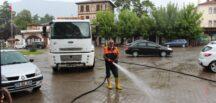 Safranbolu'da Ekipler Aralıksız Çalışıyor