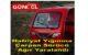Hafriyat Yığınına Çarpan Motor Sürücüsü Ağır Yaralandı